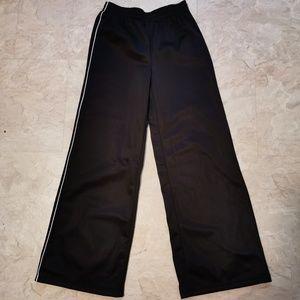 Wide legs. Sport pants. Size M (10-12 )